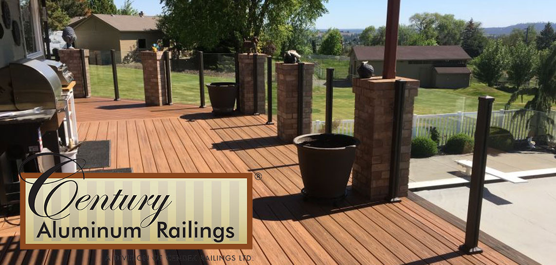 Rendoodle adds Century Aluminum Railings as railing supplier